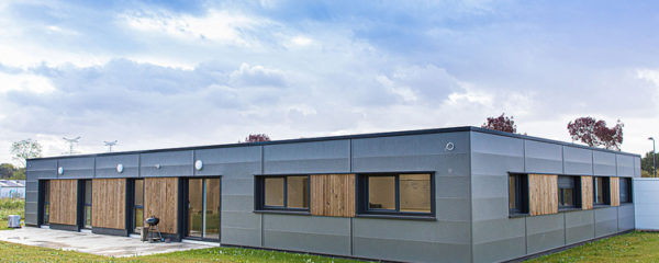 local commercial modulaire